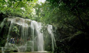Permandian Alam Lembang _ Lembang, Sendana, Majene