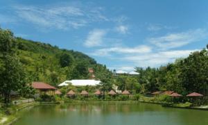 Bukitt Jati Gentungan Tourism Park, Kab. Mamuju